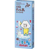 《道南》北海道牛奶糖-72g(煉乳)