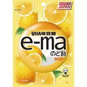 《味覺糖》e-ma喉糖-50g(檸檬味)