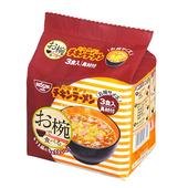 《日清》碗型麵-3食入/袋(小雞-93G-即期2020.09.20)