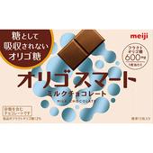 《明治》果寡糖代可可脂牛奶巧克力(65g/盒)