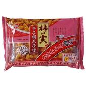 《即期2019.05.25 日本阿部幸》米果柿種(明太子-150g/包)