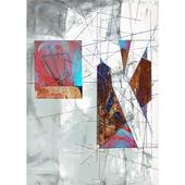 《晶瓷畫》抽象派 32HTJC(5)-A(50X70X3.5cm)