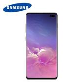《Samsung》Galaxy S10+ 1TB版本 O極限全螢幕旗艦手機(釉光黑)