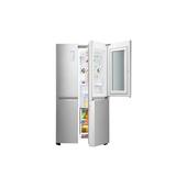 《LG》InstaView™ 敲敲看門中門冰箱 星辰銀 / GR-QL88N