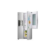 《LG》InstaView™ 敲敲看門中門冰箱 星辰銀 / GR-QPL88SV
