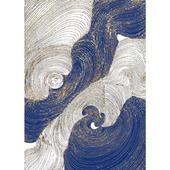 《晶瓷畫》漣漪印象 32HTJC(7)-A(50X70X3.5cm)