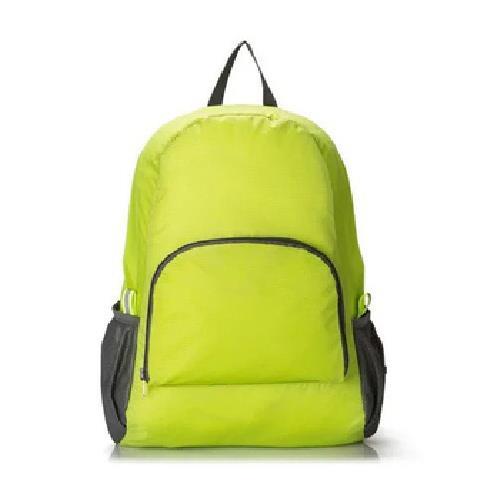 折疊雙肩收納包 42*30.5*16cm(綠)