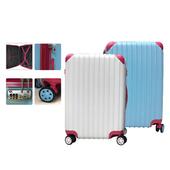 《LETTi》耐磨旅行箱-顏色隨機(24吋)