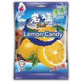 《BF》檸檬糖(袋裝)薄荷岩鹽-138g/包