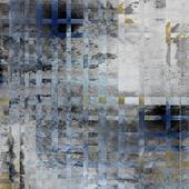 《晶瓷畫》雨季印象 29HTJC(26)-B(50X50X3.5cm)