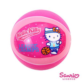 《艾可兒》KITTY6吋PVC安全籃球 HAA40036