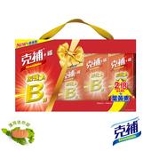 《【克補鐵】》B群加強錠禮盒(180錠/盒)-全新配方 添加葉黃素 $1099