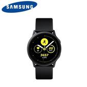 《Samsung》Galaxy Watch Active 智慧手錶(黑色)