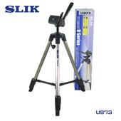 《SLIK》U-873 腳架附三向雲台SLIK系列-9折