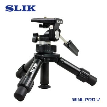 《SLIK》Mini Pro V 迷你腳架