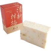《茶山房》清新柑橘皂(100g)