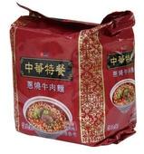 《維力》中華特餐 蔥燒牛肉袋麵(135g*3入/組)