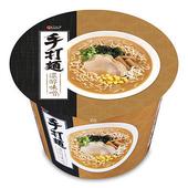 《維力》手打麵 桶麵-100g/桶(濃醇味噌風味)
