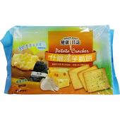 《健康日誌》什錦洋芋脆餅(192g/包)