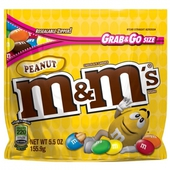 《M&M's》花生巧克力(155.9g)