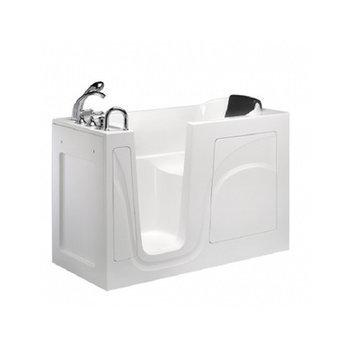 《海夫健康生活館》開門式浴缸 內開式 026-A 基本款 (129.5*65.5*102cm)