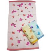 蜻蜓蝴蝶童巾(HP03951 28*49CM)