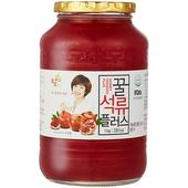 《韓國》蜂蜜茶1000g/罐(石榴果醬)