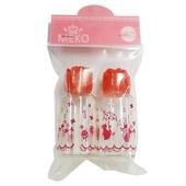 《MEKO》玫瑰空瓶(2入)20g(3I-003)
