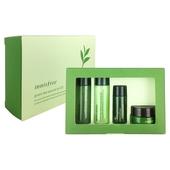 《韓國Innisfree》綠茶保濕精粹四件組