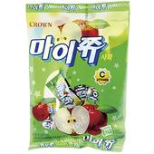 《CROWN》軟糖-蘋果味92g