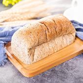 《預購-樂活e棧》微澱粉麵包系列-迷你手工高纖吐司250g/條(共1條)