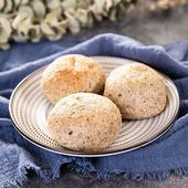 《預購-樂活e棧》微澱粉麵包系列-手工小餐包3個/包(共1包)