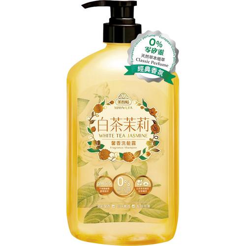 《美吾髮》洗髮露-850ml(白茶茉莉馨香)