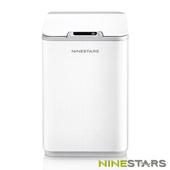 《NINESTARS》防水感應垃圾桶(倒數關蓋/含內筒) DZT-10-35S