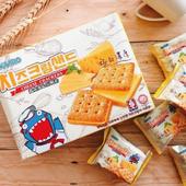 《KAARO》小恐龍特濃起司餅(208g/盒;8包/盒)(6盒)