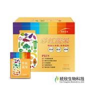 《統欣生技》彩虹蔬果沖泡果昔14包/盒x1(香蕉歐蕾)