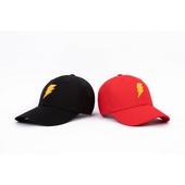 《野獸國》Shazam系列_Logo款_球帽(黑_F)