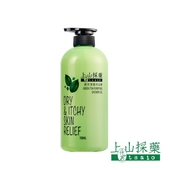 《上山採藥》綠茶淨透沐浴精(700ml)