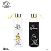 《野獸國》Tsum Tsum系列 玻璃水瓶維尼款 $399