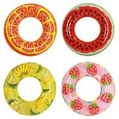 水果造型泳圈-隨機出貨直徑70cm $69