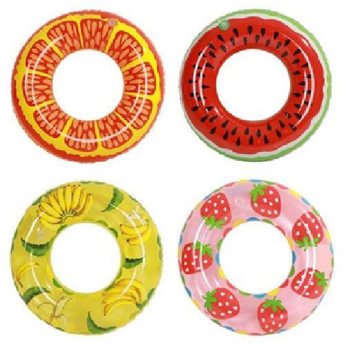 水果造型泳圈-隨機出貨(直徑70cm)