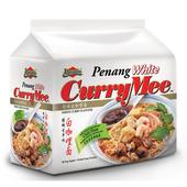 《即期2019.09.03》馬來西亞 Ibumie益福 檳城白咖哩湯麵(經濟包)(105gX4包)