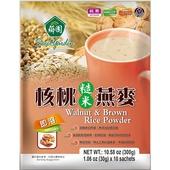 《薌園》核桃糙米燕麥(30g*10包)