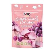 《KAKA》葡萄脆片(40g/包)