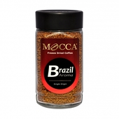 《摩卡》巴西香濃咖啡(罐裝 155g)