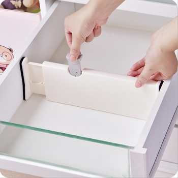 抽屜收納伸縮分隔板(3入組 28.3*10cm)