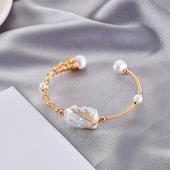 貓眼珍珠手環