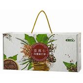 《統一生機》亞麻仁海鹽蘇打餅禮盒(378公克/盒)
