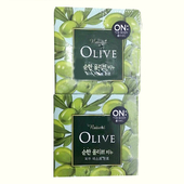 《ONTHEBODY》橄欖賦活香皂(90gX4入/盒)