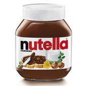 《能多益nutella》榛果可可醬(750g/罐)